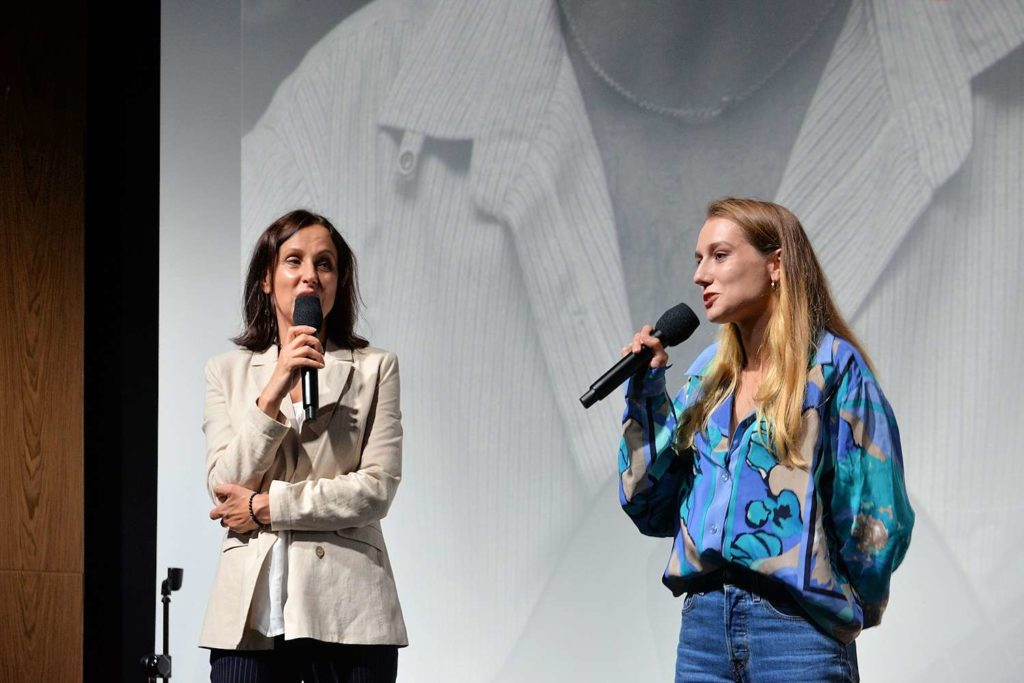 Agnieszka i Julia Gintrowskie