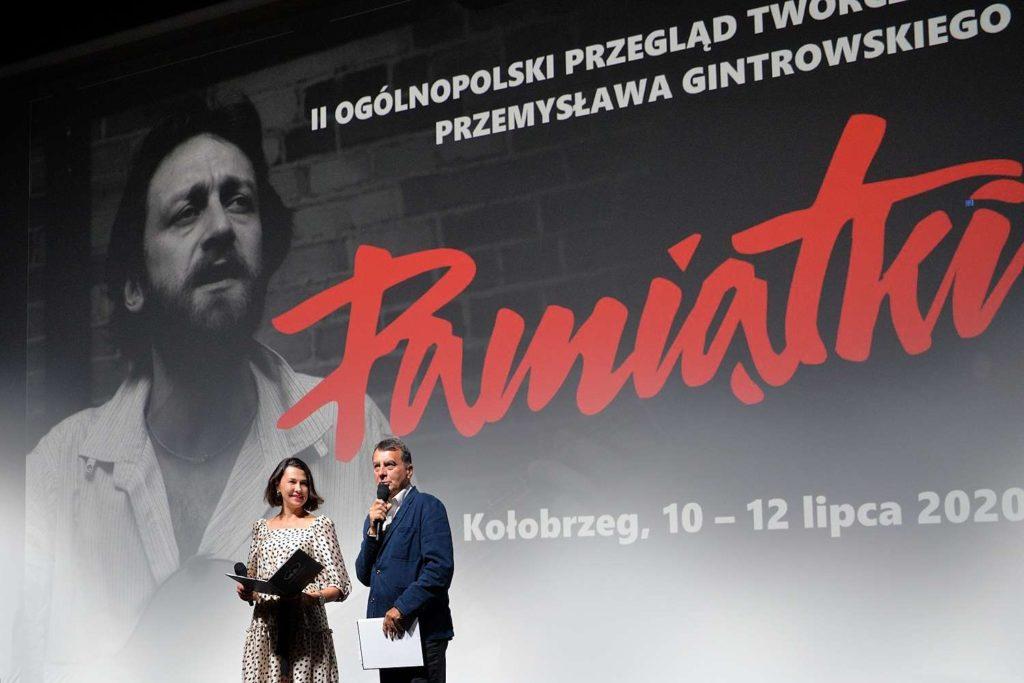 Anna Popek i Paweł Sztompke