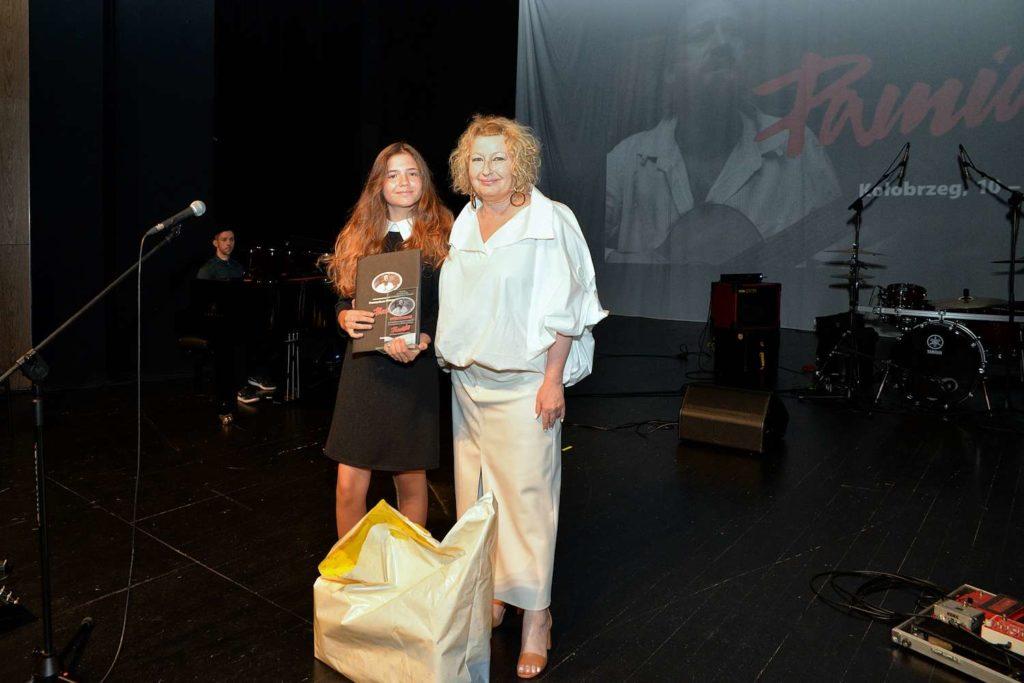 Jaśmina Wenta zdobywczyni Nagrody Publiczności