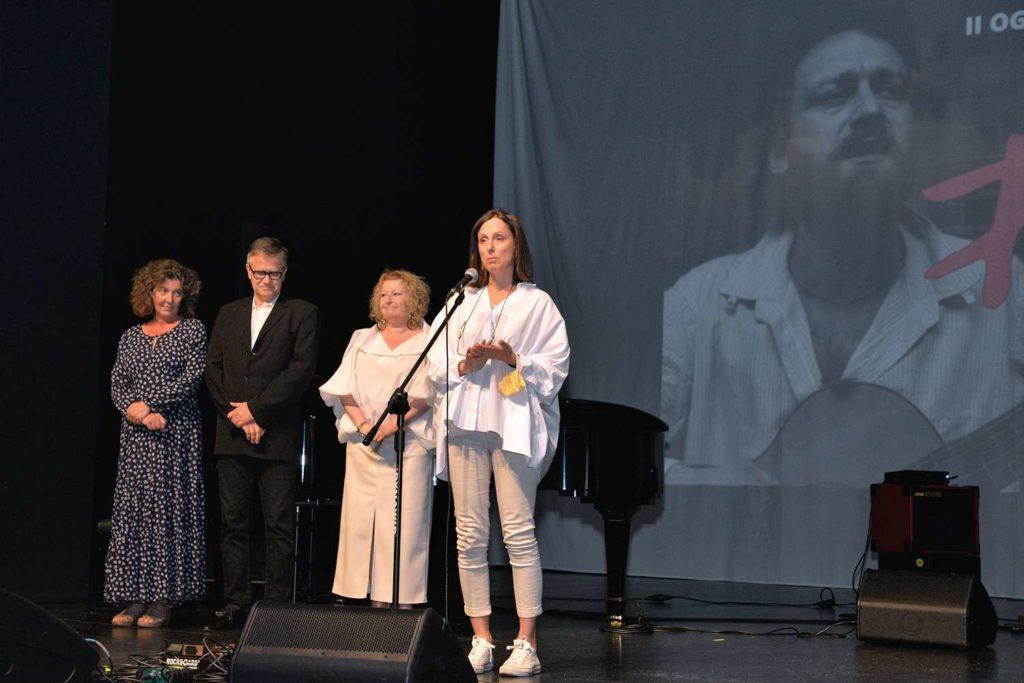 Magda Kawczyńska, Paweł Paluch , Beata Molak-Bychawska i Agnieszka Gintrowska