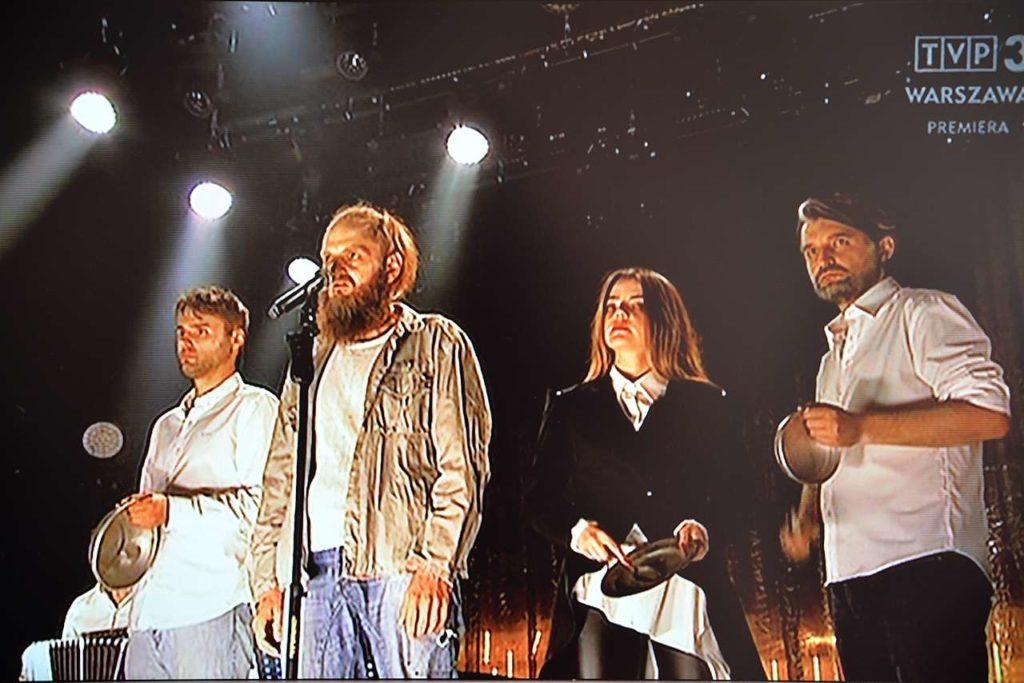 Marcin Januszkiewicz, Maciej Hązła, Katarzyna Ucherska i Marcin Kołączkowski