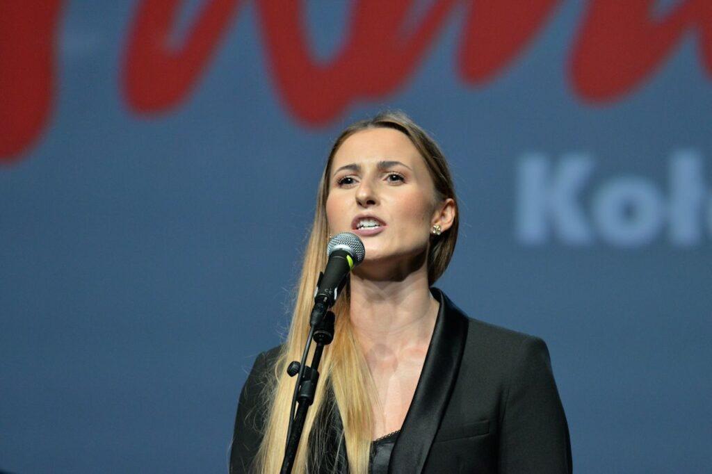 Izabela Szafrańska -laureatka II miejsca w konkursie