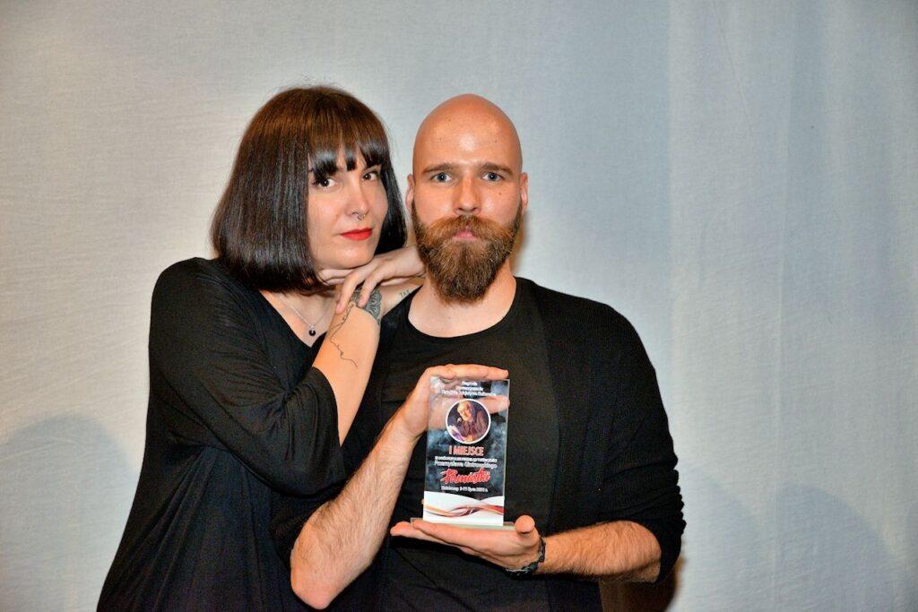 Paulina Lenda i Piotr Kozub zwyciężyli w konkursie na III Pamiątkach