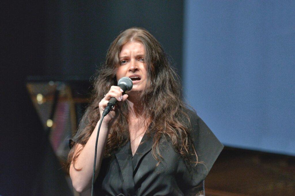 Sandra Mika -laureatka nagrody SAWP